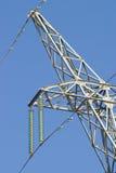 ηλεκτρικός πυλώνας Στοκ φωτογραφία με δικαίωμα ελεύθερης χρήσης