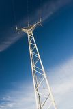 ηλεκτρικός πυλώνας Στοκ Εικόνα