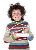 ηλεκτρικό βύσμα παιδιών πο& Στοκ φωτογραφία με δικαίωμα ελεύθερης χρήσης
