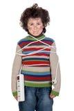ηλεκτρικό βύσμα παιδιών πο& Στοκ εικόνες με δικαίωμα ελεύθερης χρήσης