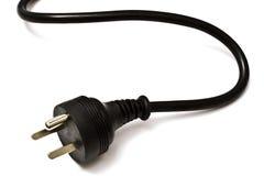 ηλεκτρικό βύσμα Στοκ Φωτογραφία