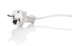 Ηλεκτρικό βύσμα Στοκ φωτογραφίες με δικαίωμα ελεύθερης χρήσης