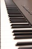 ηλεκτρικό πιάνο Στοκ φωτογραφία με δικαίωμα ελεύθερης χρήσης