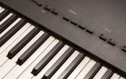 ηλεκτρικό πιάνο Στοκ Εικόνες