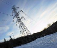 ηλεκτρικό τοπίο στοκ φωτογραφία με δικαίωμα ελεύθερης χρήσης