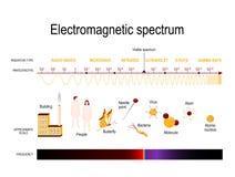 Ηλεκτρομαγνητικό φάσμα απεικόνιση αποθεμάτων