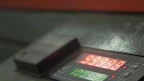Ηλεκτρονικός ψηφιακός αντίθετος σωλήνας μετρητών πινάκων Κατασκευή του πλαστικού εργοστασίου υδροσωλήνων Διαδικασία τους πλαστικο φιλμ μικρού μήκους