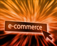 ηλεκτρονικό εμπόριο κο&upsilon απεικόνιση αποθεμάτων
