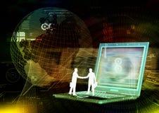 ηλεκτρονικό εμπόριο συν&eps
