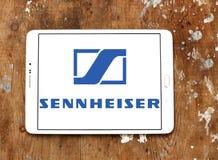 Ηλεκτρονικό λογότυπο επιχείρησης Sennheiser Στοκ Φωτογραφίες