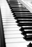 ηλεκτρονικό πιάνο πλήκτρω& στοκ φωτογραφίες με δικαίωμα ελεύθερης χρήσης