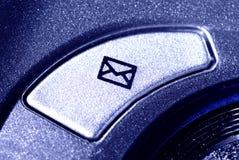 ηλεκτρονικό ταχυδρομείο κουμπιών Στοκ φωτογραφίες με δικαίωμα ελεύθερης χρήσης