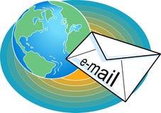 ηλεκτρονικό ταχυδρομείο απεικόνιση αποθεμάτων