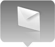 ηλεκτρονικό ταχυδρομεί&o Στοκ φωτογραφίες με δικαίωμα ελεύθερης χρήσης