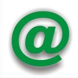 ηλεκτρονικό ταχυδρομεί&o Στοκ Φωτογραφία