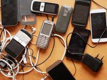 Ηλεκτρο απόβλητα στοκ φωτογραφία
