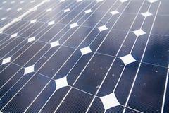 Ηλιακά κύτταρα στοκ φωτογραφία