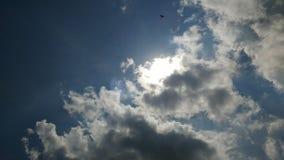 Ηλιακή έκλειψη Greenbrier ομο Wv Στοκ φωτογραφίες με δικαίωμα ελεύθερης χρήσης