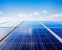 ηλιακός αέρας ισχύος Στοκ φωτογραφία με δικαίωμα ελεύθερης χρήσης