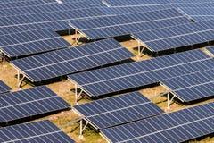 Ηλιακός θερμικός συλλέκτης στοκ φωτογραφίες