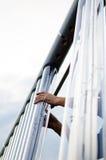 ηλιακός σωλήνας instalation συλλ Στοκ Εικόνες