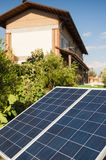 Ηλιακό πλαίσιο στοκ εικόνες με δικαίωμα ελεύθερης χρήσης