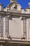 Ηλιακό ρολόι Ρώμη στοκ εικόνα