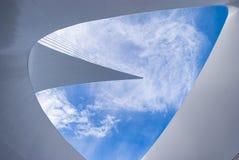 ηλιακό ρολόι 103 γεφυρών Στοκ Εικόνα