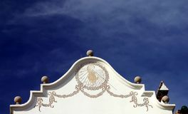 ηλιακό ρολόι Στοκ Φωτογραφίες