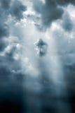 ηλιαχτίδα Στοκ φωτογραφία με δικαίωμα ελεύθερης χρήσης