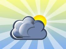 ηλιαχτίδα Στοκ εικόνες με δικαίωμα ελεύθερης χρήσης