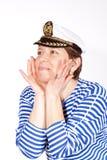 ηλικίας θηλυκή μέση Στοκ φωτογραφία με δικαίωμα ελεύθερης χρήσης
