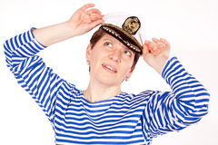 ηλικίας θηλυκή μέση Στοκ φωτογραφίες με δικαίωμα ελεύθερης χρήσης