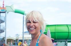 ηλικίας μέσες γυναίκες Στοκ Εικόνες