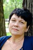 ηλικίας μέση γυναίκα στοκ φωτογραφίες με δικαίωμα ελεύθερης χρήσης