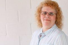 ηλικίας μέση γυναίκα Στοκ εικόνες με δικαίωμα ελεύθερης χρήσης