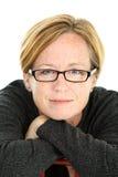 ηλικίας μέση γυναίκα Στοκ Φωτογραφία