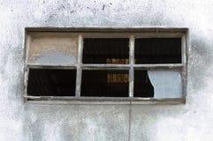 ηλικίας παράθυρο Στοκ Φωτογραφία
