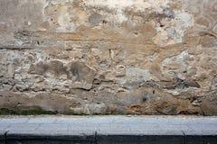 ηλικίας τοίχος ανασκόπησ Στοκ Εικόνες