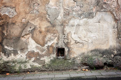 ηλικίας τοίχος ανασκόπησ Στοκ φωτογραφίες με δικαίωμα ελεύθερης χρήσης