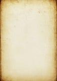 ηλικίας τρύγος εγγράφο&upsilon Στοκ φωτογραφία με δικαίωμα ελεύθερης χρήσης