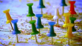 Ηλικίας χάρτης Παλαιών Κόσμων απόθεμα βίντεο