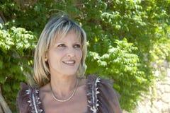 ηλικία μέσο woman1 Στοκ φωτογραφία με δικαίωμα ελεύθερης χρήσης