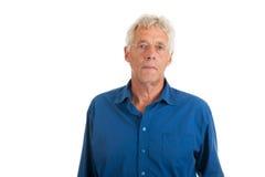 Ηλικιωμένο άτομο Στοκ φωτογραφίες με δικαίωμα ελεύθερης χρήσης