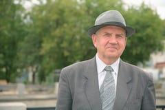 ηλικιωμένο άτομο Στοκ Εικόνα