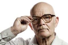 ηλικιωμένο άτομο στοκ φωτογραφία με δικαίωμα ελεύθερης χρήσης