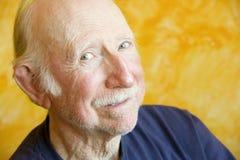 ηλικιωμένο άτομο portait Στοκ Εικόνες