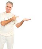 Ηλικιωμένο άτομο senoir Στοκ φωτογραφία με δικαίωμα ελεύθερης χρήσης