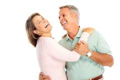 Ηλικιωμένο ζεύγος στοκ φωτογραφία