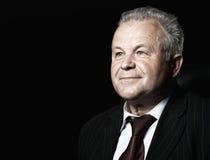ηλικιωμένο πορτρέτο ατόμων Στοκ εικόνες με δικαίωμα ελεύθερης χρήσης